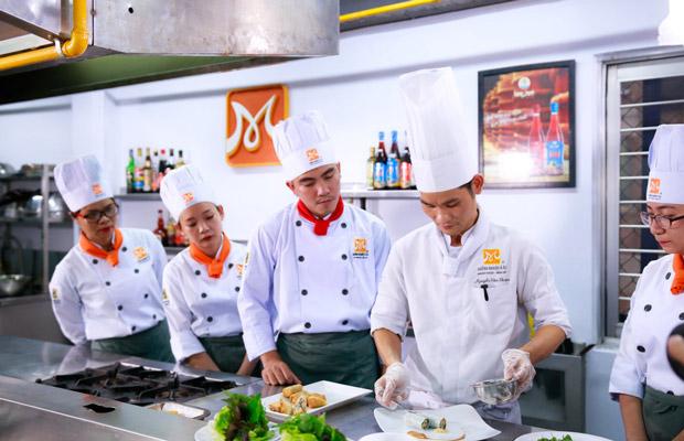 Lịch khai giảng bếp nóng