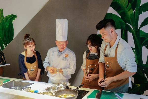 Lịch khai giảng bếp gia đình