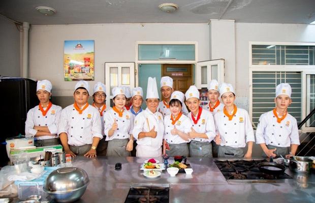 hnaau sẽ là môi trường dạy nghề bếp đáng để bạn lưu tâm