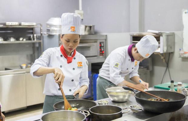 Trường đại học đào tạo nghề đầu bếp