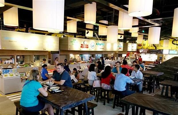 kinh doanh ẩm thực đem về lợi nhuận cao