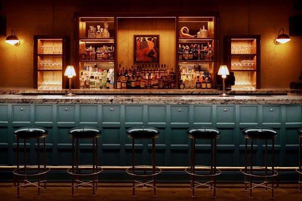 bar nơi phục vụ đồ uống có cồn