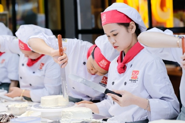 Khám phá lộ trình thăng tiến trong nghề làm bánh