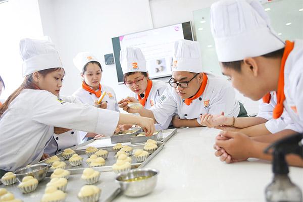 dạy học nấu ăn