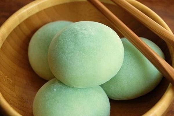Cách làm bánh Mochi trà xanh chuẩn vị Nhật Bản