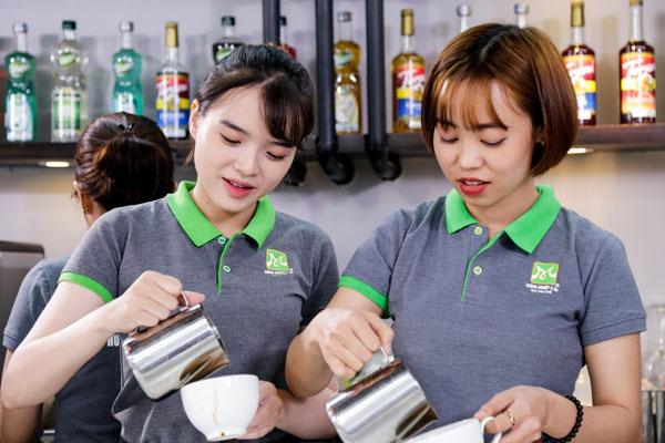 barista chuyên nghiệp cần chuẩn bị gì