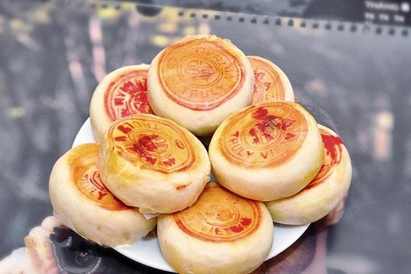 Bánh Bía Sóc Trăng