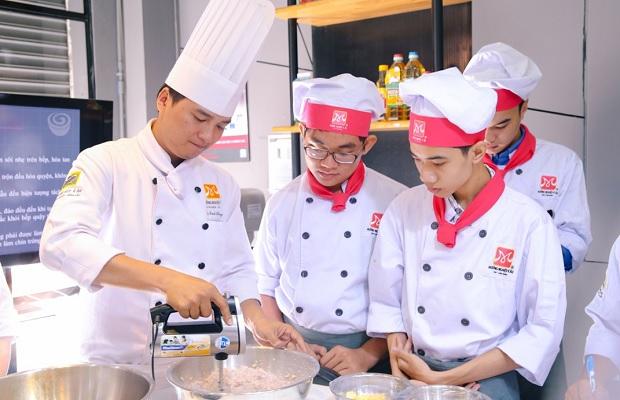 Học làm bánh ở Kiên Giang