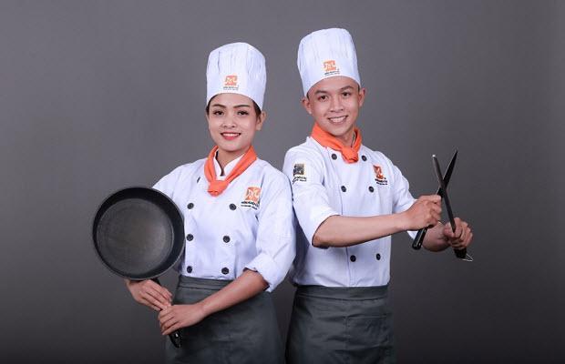 Áo đầu bếp truyền thống