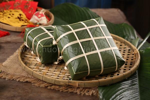Bánh chưng truyền thống