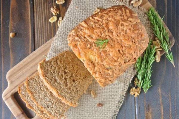 Bánh mì hình khối chữ nhật