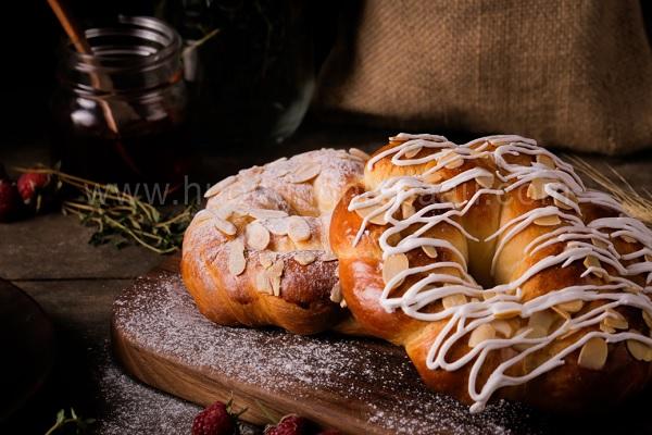 Bánh mì ngọt có độ tươi ngon
