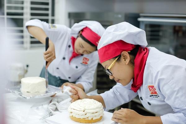 Khóa học làm bánh nướng