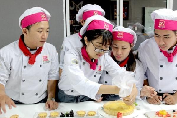 khóa học nghề làm bánh