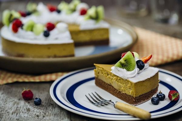 Capuchino cheesecake