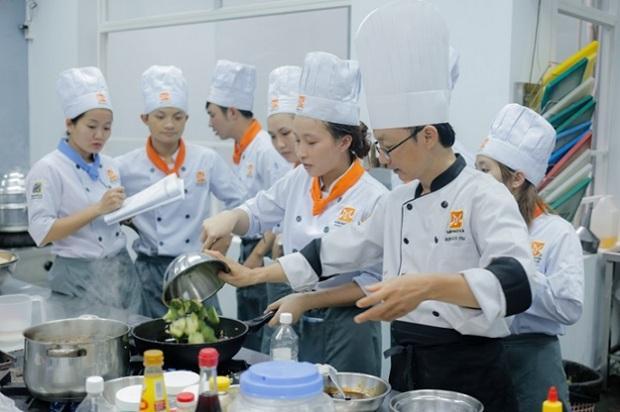 cơ hội làm việc rộng mở khi trở thành đầu bếp