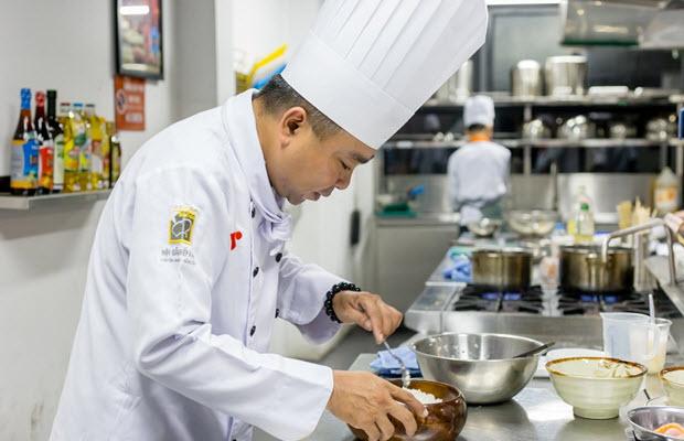 Có nhiều trợ cấp dành cho đầu bếp