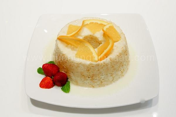 bánh nướng Chiffon