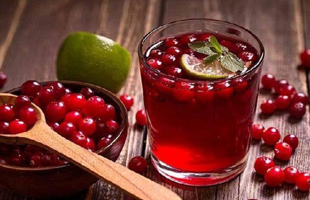 cong dung Cranberry