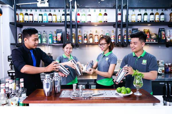 công việc bartender