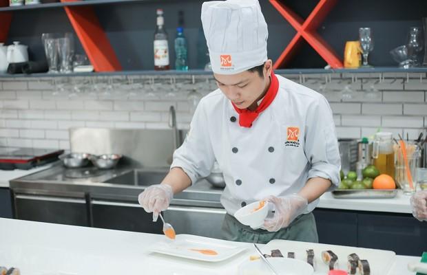 đào tạo nghề bếp chuyên nghiệp