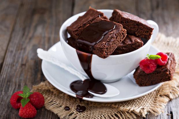 fudge brownies cookie