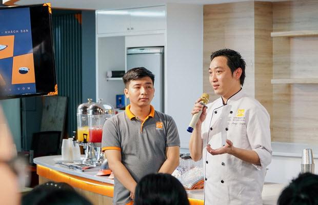 Giảng viên Nguyễn Minh Vũ