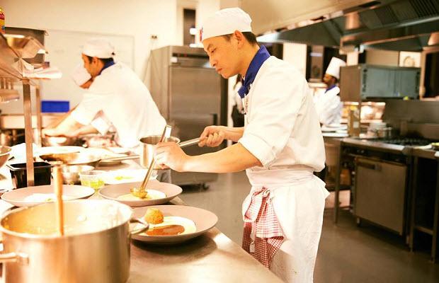 Phạm Vũ Anh Thy – Cựu học viên khóa Nghiệp Vụ Bếp Trưởng