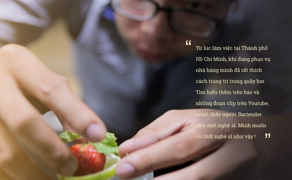 Hiển Minh chia sẻ