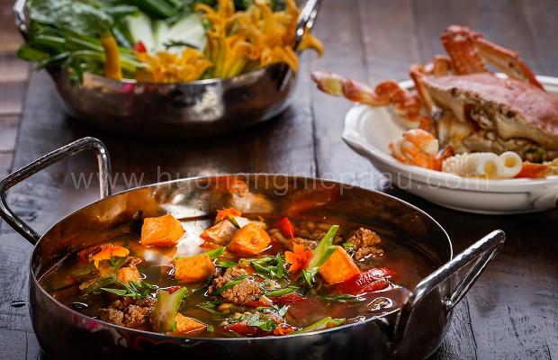 nấu món ăn việt Nam