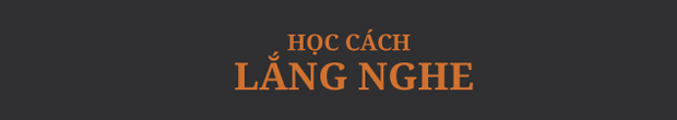 hoc cach lang nghe