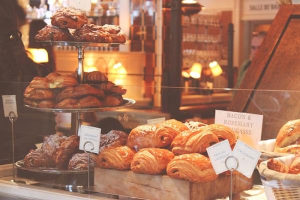 mở tiệm mô hình kinh doanh bánh mì