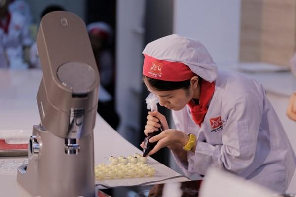 khóa học làm bánh tại HNAAu