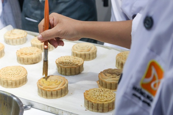 học nghề làm bánh để kinh doanh