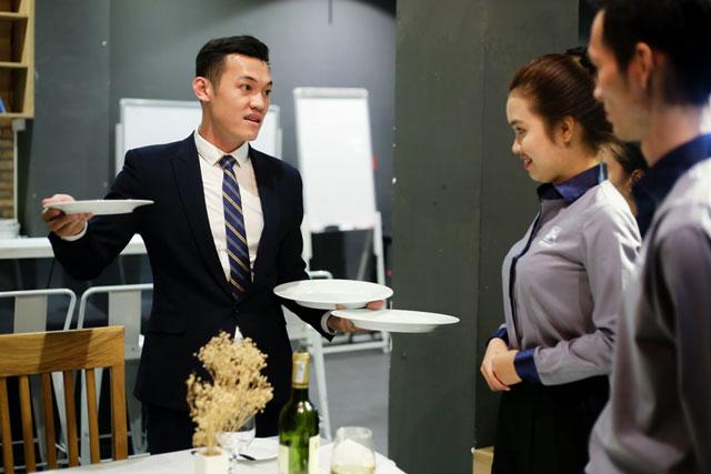 học quản trị nhà hàng