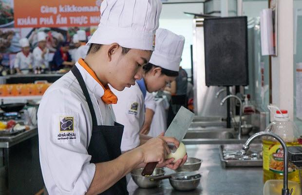Học viên hoàn thành bài thi