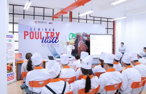 "Hội thảo ""Poultry USA"""