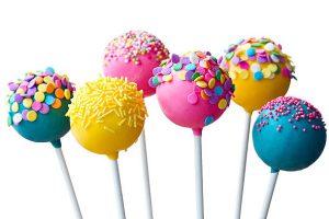 kẹo Cake Pop xinh xắn