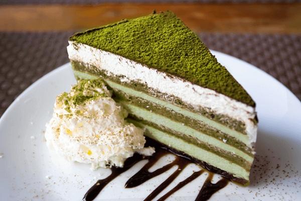 Cách làm bánh tiramisu trà xanh đơn giản mà ngon
