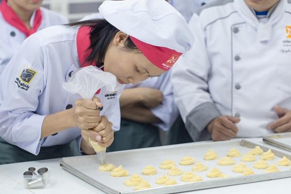 lớp nghề bánh thông dụng