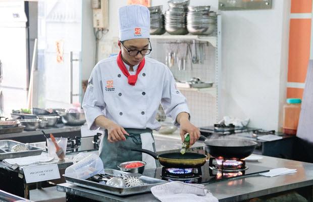 Lựa chọn nghề đầu bếp