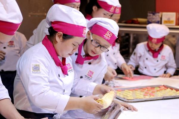 lý do chọn nghề làm bánh
