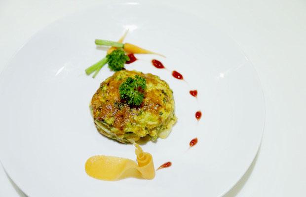 Món ăn được chế biến từ phô mai