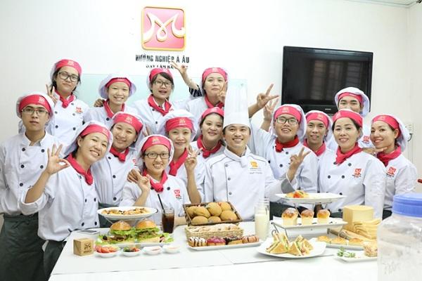 Một lớp học bánh mì