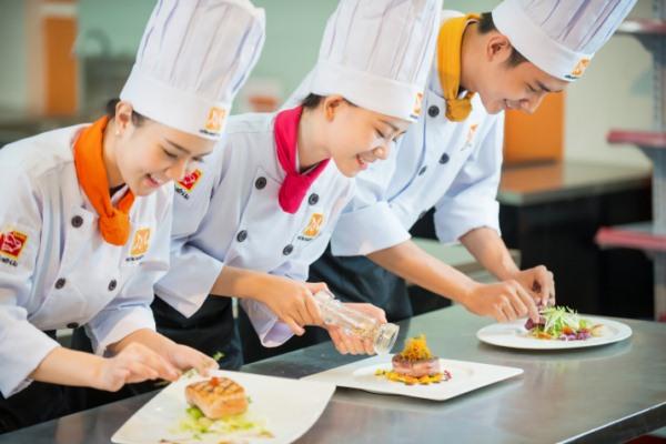 ngành đầu bếp