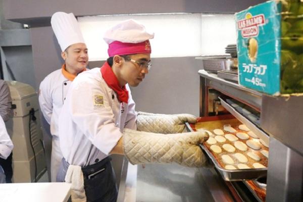 nghề làm bánh, Học nhanh – làm ngay