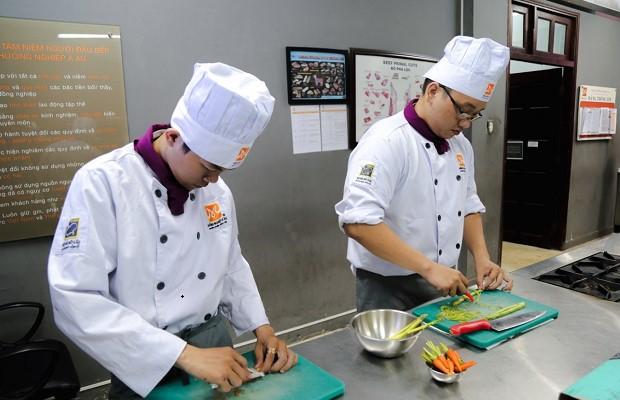 Nguồn nhân lực nghề bếp
