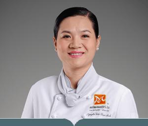 Cô Nguyễn Đức Thục Anh