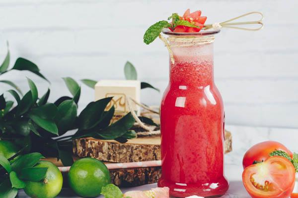 cách làm nước ép trái cây