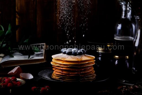 Pancake với cách chế biến đơn giản